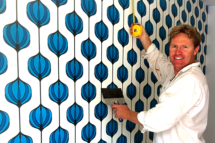 Amos from painting trends currumbin