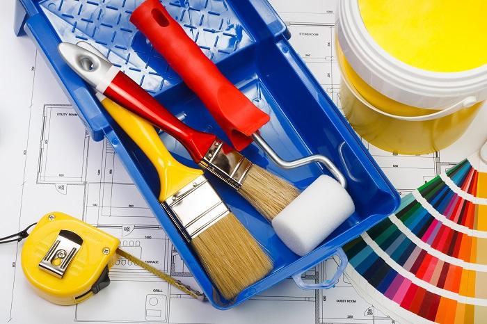 tools for interior painting, painter currumbin gold coast