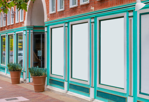 exterior-painting-on-store-front-commercial-painting-services-Tugan-Queensland